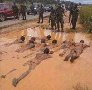 tortures militaires